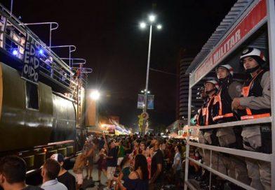 Segurança define plano operacional e reforça efetivo de policiais e bombeiros nas prévias de Carnaval