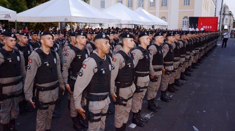 Governador João Azevêdo convoca 244 suplentes do concurso da Polícia Militar e 14 aprovados da Polícia Civil