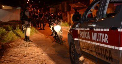 Polícia Militar apreende arma de fogo com ex-presidiário na zona sul de João Pessoa