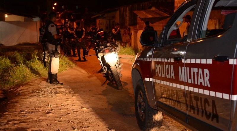 Polícia Militar prende suspeitos com drogas durante rondas em bairro de João Pessoa