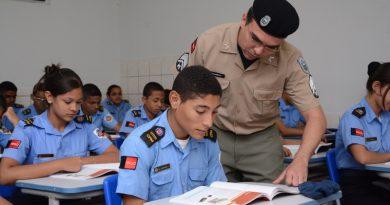 Colégio da Polícia Militar oferece 150 vagas para novos alunos