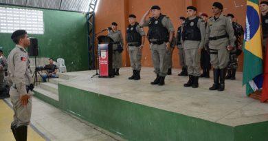 Cavalarianos são homenageados no aniversário de 15 anos do EPMont em Campina Grande