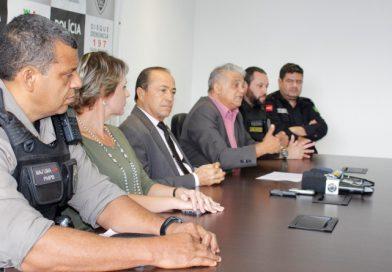 Polícias deflagram segunda fase da Operação Anfíbios em Santa Rita