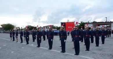 Convocação para a próxima fase do CFO da Polícia Militar será em abril e etapas devem ser concluídas até maio