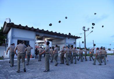 Polícia Militar forma 30 novos cabos e garante continuidade da ascensão profissional na corporação