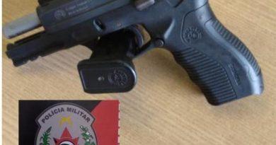 Polícia Militar prende homem suspeito de comercializar ilegalmente armas e munições em João Pessoa