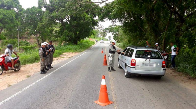 Polícia Militar apreende 65 armas de fogo em uma semana e atinge o saldo de mais de 700 apreensões este ano na Paraíba