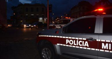 Polícia Militar prende suspeitos de praticar assaltos em vários bairros de João Pessoa