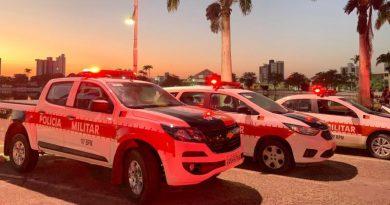 Polícia Militar recupera caminhão roubado em Pernambuco e prende suspeito do crime em Campina Grande