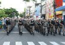 João Azevêdo participa de formatura de policiais e bombeiros e anuncia investimentos de R$ 3 milhões na Segurança