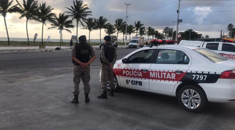 Polícia apreende suspeito de assaltar farmácias na Grande João Pessoa