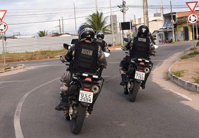 Polícia Militar apreende três armas de fogo na noite de sábado, em João Pessoa