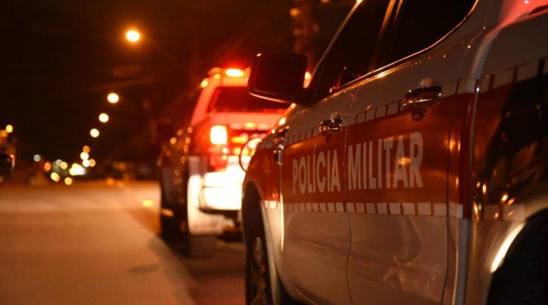 No Cariri, em resposta rápida, Polícia Militar apreende suspeito de ato infracional correspondente a homicídio