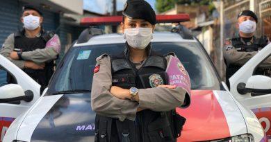 Polícia Militar participa de webinário que comemora 1 ano de atuação da Patrulha Maria da Penha