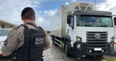 Polícia Militar desarticula quadrilha especializada em roubos de carga na Paraíba