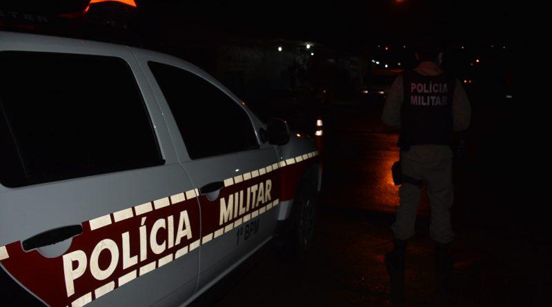 Polícia Militar frustra arrombamento do cofre de posto de combustíveis e prende quadrilha em Santa Rita