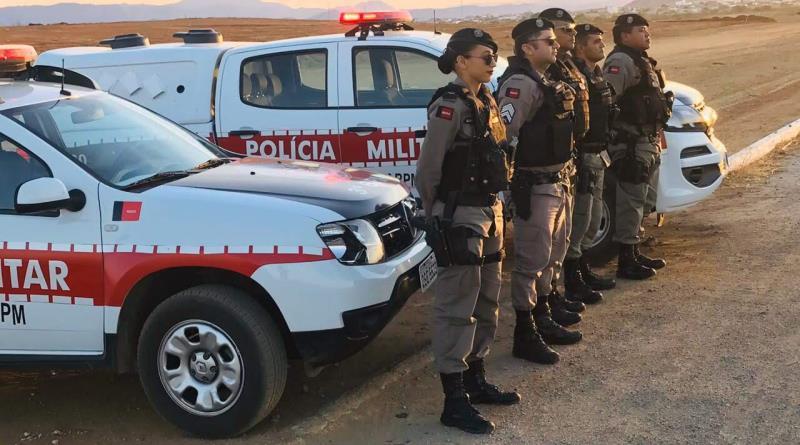 Polícia Militar captura acusado de homicídio e mais dois foragidos da Justiça na Paraíba