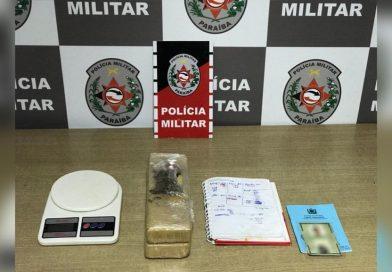 Polícia Militar desarticula ponto do tráfico pela segunda consecutiva no bairro São José