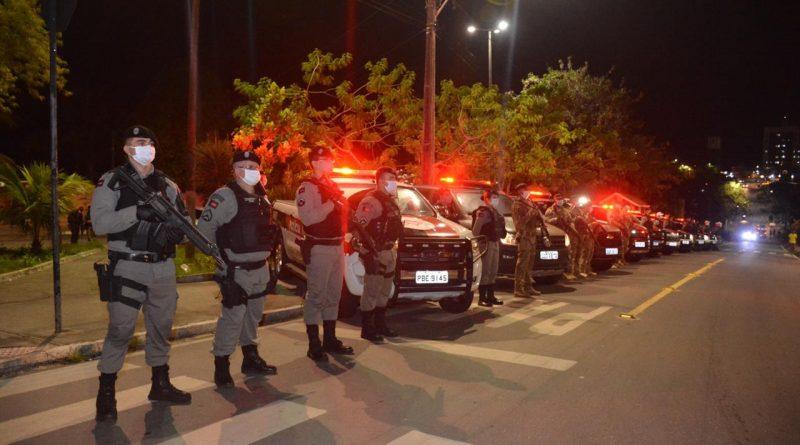 Polícia Militar detém 126 pessoas no fim de semana e apreende armas em mais de 15 cidades da Paraíba