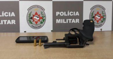 Polícia Militar prende suspeito de praticar assalto a mão armada no centro da Capital