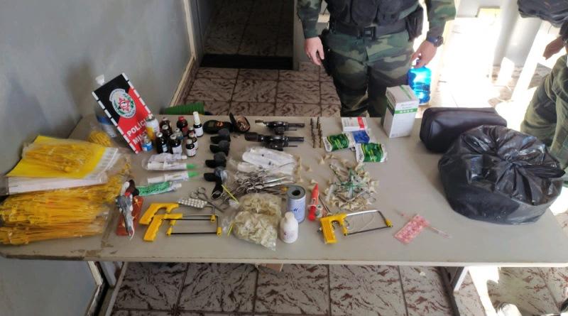 Polícia Militar desarticula rinha de galo e salva mais de 60 animais de maus-tratos em Ingá
