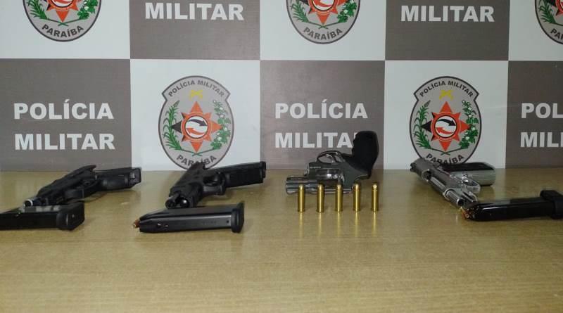 Polícia Militar prende suspeito de homicídio na zona sul de João Pessoa