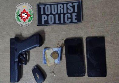 Polícia Militar prende acusado de sequestrar motorista de aplicativo e praticar roubos na Capital
