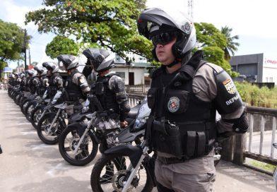 Polícia Militar captura acusado de homicídio, roubo e furto na zona norte de João Pessoa