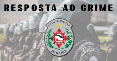RESPOSTA: PM localiza grupo acusado de matar policial no Sertão e um dos suspeitos morre em confronto
